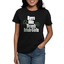 Drunk Irish Girls Tee