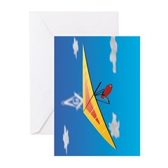The Masonic Cloud Greeting Cards (Pk of 10)