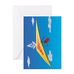 The Masonic Cloud Greeting Card