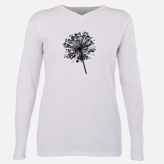 Black MAW Trans T-Shirt