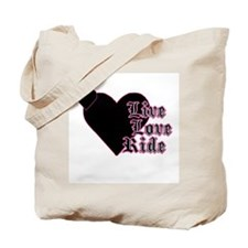 Live Love Ride - Tote Bag