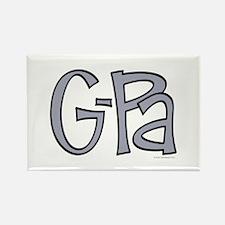 G-Pa (Grandpa) Rectangle Magnet