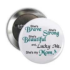 "Lucky Me 1 (Mom OC) 2.25"" Button"