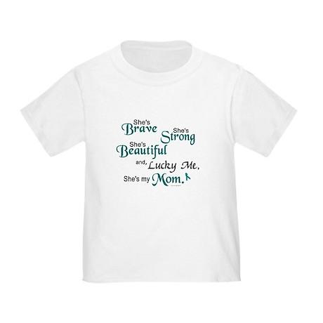 Lucky Me 1 (Mom OC) Toddler T-Shirt