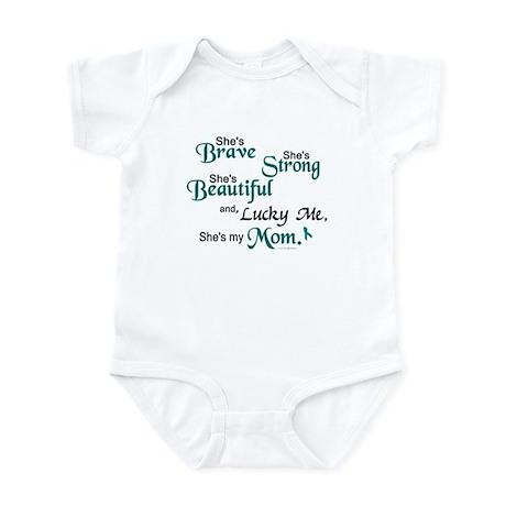 Lucky Me 1 (Mom OC) Infant Bodysuit