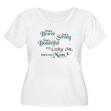 Lucky Me 1 (Mom OC) T-Shirt