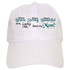 Lucky Me 1 (Mom OC) Baseball Cap