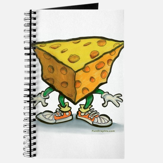 Funny Cheesehead Journal