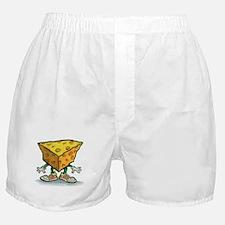 Cute Cheesehead Boxer Shorts