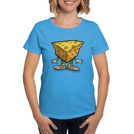 Cheese Head DRK T-Shirt
