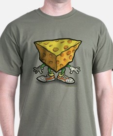 Cheese Head DRK T-Shirt