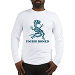 I'm Big Boned Long Sleeve T-Shirt