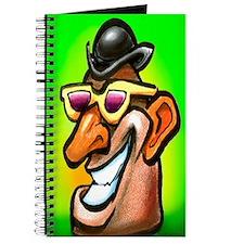 Cute Mr potato head Journal