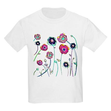 REALLY WILD WILDFLOWERS Kids Light T-Shirt