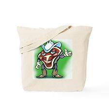 Cute Texas beef Tote Bag