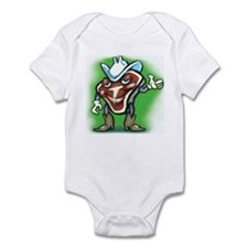 Cute Texas beef Infant Bodysuit