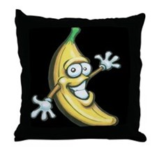 Cute Boys Throw Pillow
