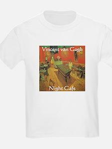 Night Cafe T-Shirt