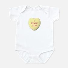 I Stalk You Infant Bodysuit