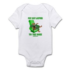 Fat Cat Lawyer Shirts and Gif Infant Bodysuit