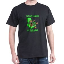 Fat Cat Lawyer Shirts and Gif T-Shirt