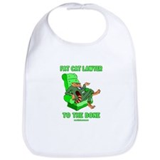 Fat Cat Lawyer Shirts and Gif Bib