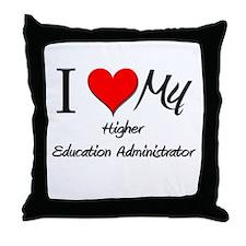 I Heart My Higher Education Administrator Throw Pi
