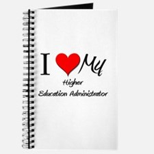 I Heart My Higher Education Administrator Journal