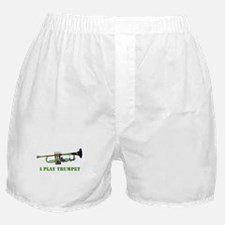 Camo Trumpet Boxer Shorts