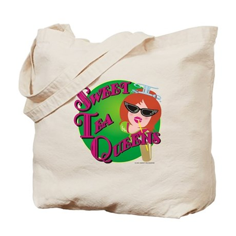 Sweet Tea Queens Tote Bag