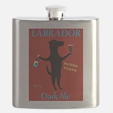 Labrador Dark Ale Flask
