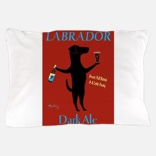Labrador Dark Ale Pillow Case