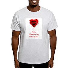 'Happy Valentine's Day Mutherfucker' T-Shirt