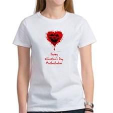'Happy Valentine's Day Mutherfucker' Tee