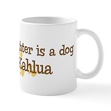 Granddaughter named Kahlua Mug