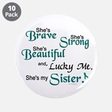 """Lucky Me 1 (Sister OC) 3.5"""" Button (10 pack)"""