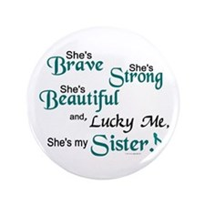 """Lucky Me 1 (Sister OC) 3.5"""" Button (100 pack)"""