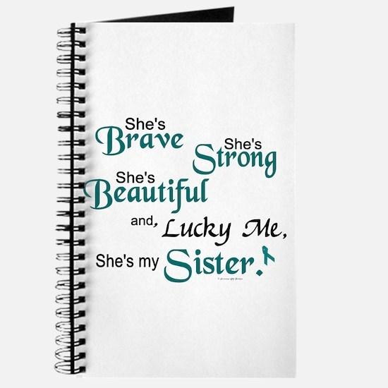 Lucky Me 1 (Sister OC) Journal