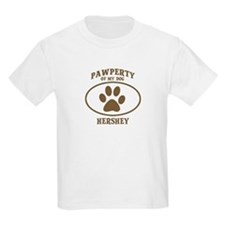 Pawperty of HERSHEY T-Shirt