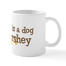 Grandson named Hershey Coffee Mug