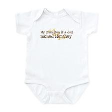 Grandson named Hershey Infant Bodysuit