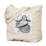 Ideal English Trumpeter Tote Bag