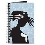 Japanese Geisha Art Journal