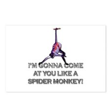 Talladega Nights - Spider Monkey Postcards (Packag