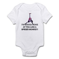 Talladega Nights - Spider Monkey Infant Bodysuit