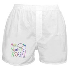 50 Year Olds Rock ! Boxer Shorts