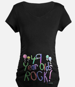49 Year Olds Rock ! T-Shirt
