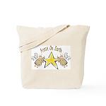 Angel Peace On earth Tote Bag