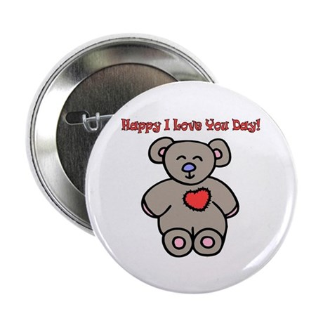 "I Love You Day 2.25"" Button (10 pack)"