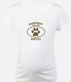 Pawperty of BENTLEY Shirt